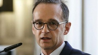 هایکو ماس - وزیر خارجه آلمان