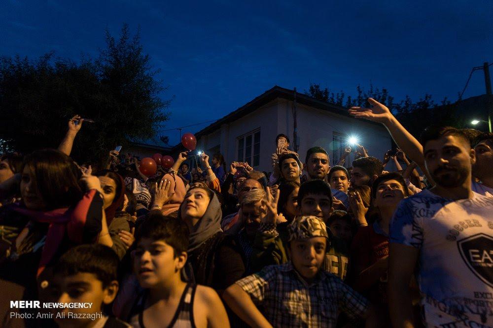 جشن اساطیری پیروزی فریدون بر ضحاک
