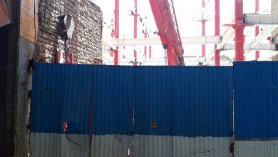 عکس | ساخت و ساز در عودلاجان