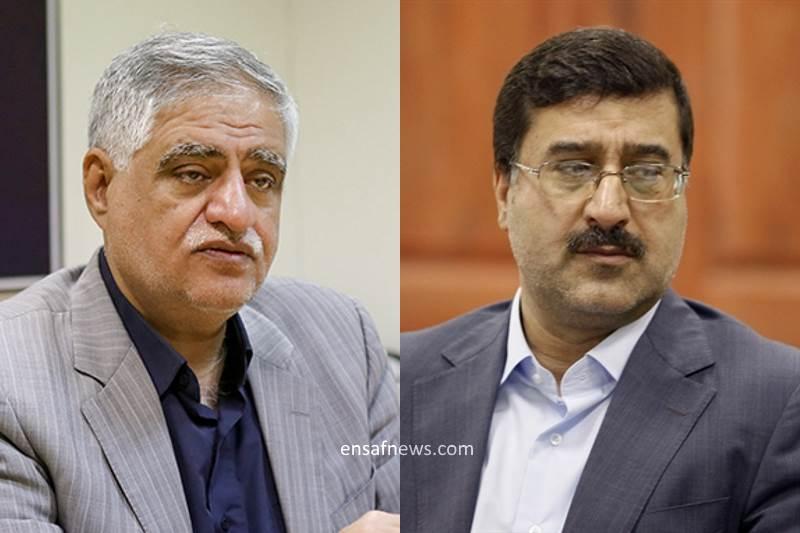 حسینی مکارم و رباطی در نوبت تغییرات شهرداری تهران