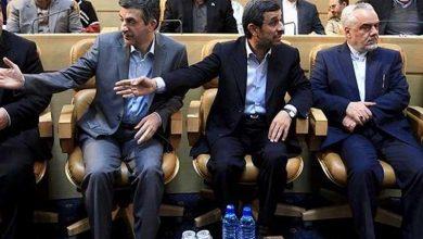 محمدرضا رحیمی، احمدی نژاد، اسفندیار رحیم مشایی