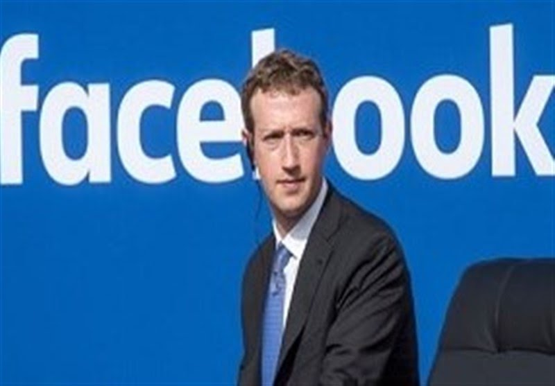 مارک زاکربرگ - فیسبوک
