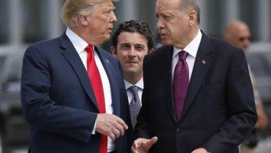 اردوغان - ترامپ