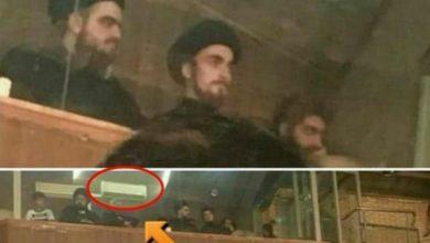 واکنشها به احمد خمینی در ویآیپی عزاداری حسینی