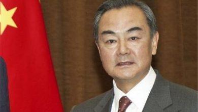 وانگ ای - وزیر خارجه چین
