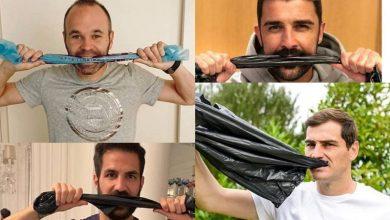 چالش جدید فوتبالیستهای اسپانیایی