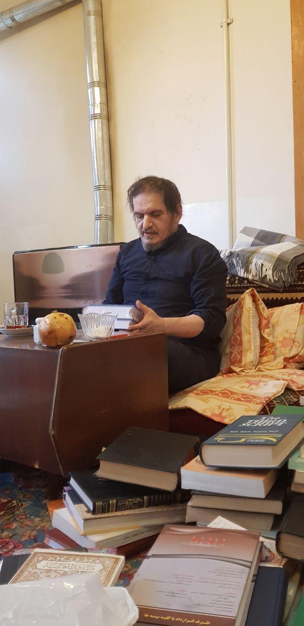 دو عکس جدید از «حسین خمینی»