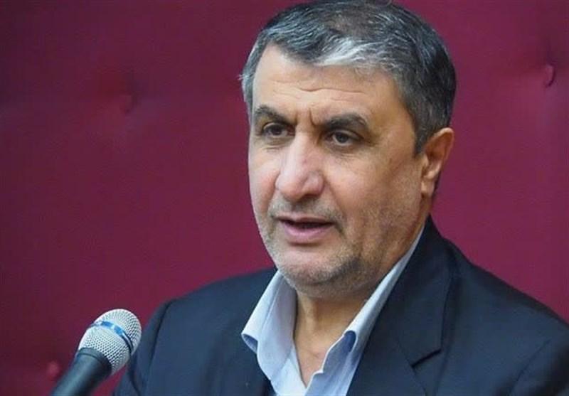 محمد اسلامی - سرپرست وزارت راه