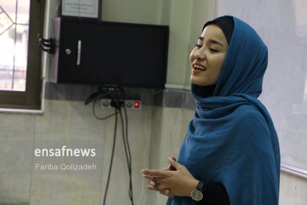 گزارش تصویری | مسابقات سخنرانی دانشجویان افغانستانی