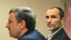 حمید بقایی و محمود احمدی نژاد
