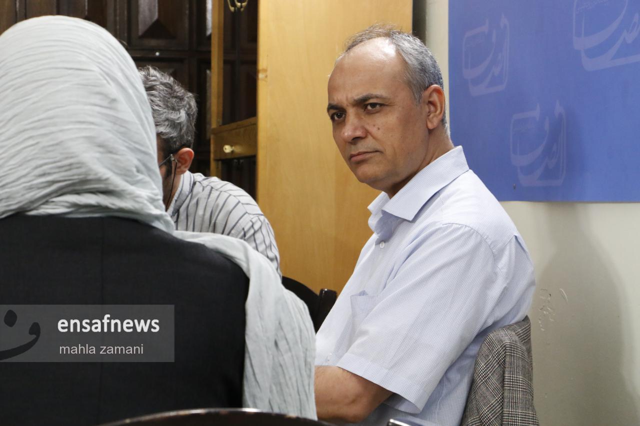 زیدآبادی: اعلام کنند مصاحبه با بیبیسی ممنوع نیست