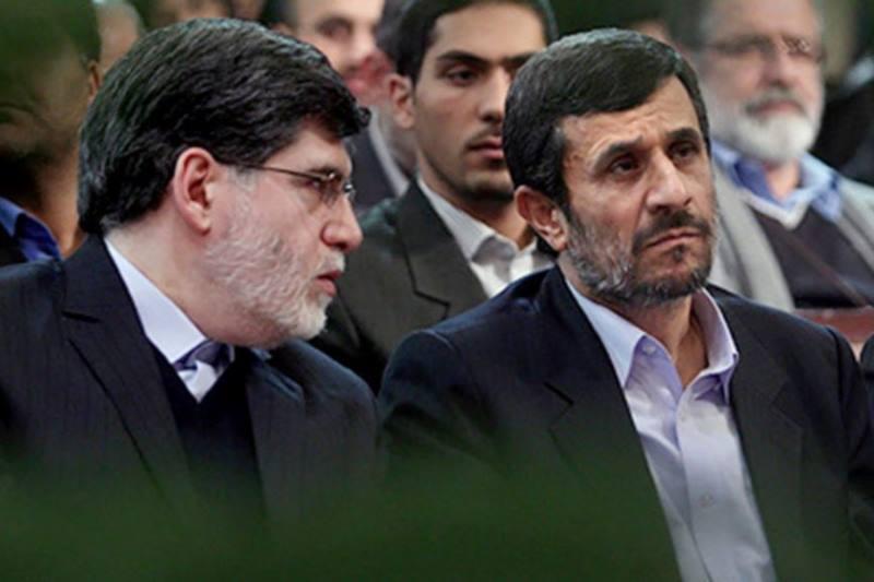 احمدی نژاد و علی اکبر جوانفکر