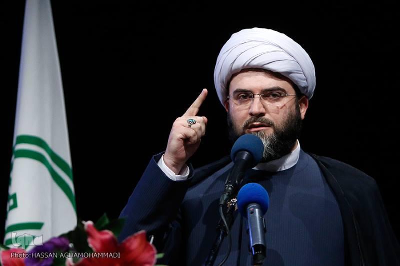 حجتالاسلام محمد قمی رییس سازمان تبلیغات اسلامی