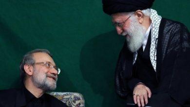 رهبری و لاریجانی
