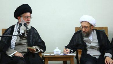 آملی لاریجانی رییس مجمع تشخیص مصلحت نظام شد