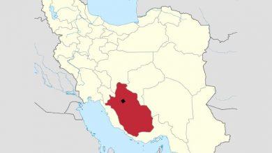 شیراز مرکز استان فارس