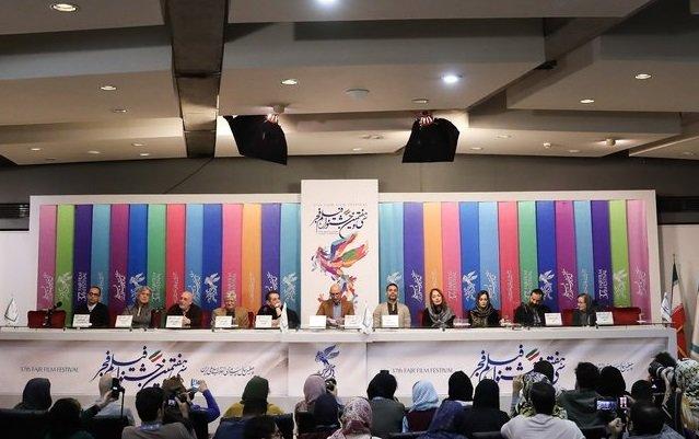 سانسور بازیگران زن در برنامه «هفت» [+تصاویر]