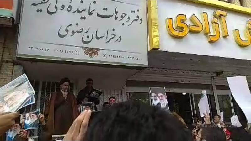 ادعایی دربارهی غفار عباسی و تجمعی در دفاع از او