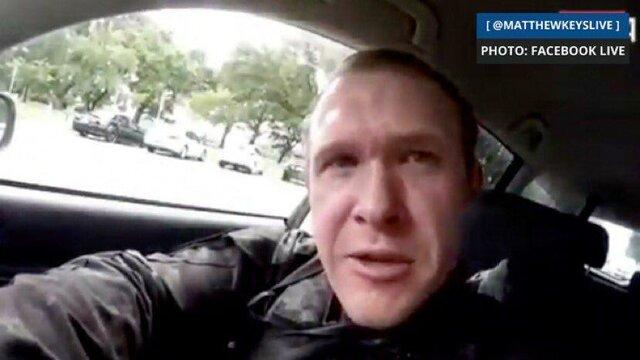 حمله تروریستی به دو مسجد در نیوزلند