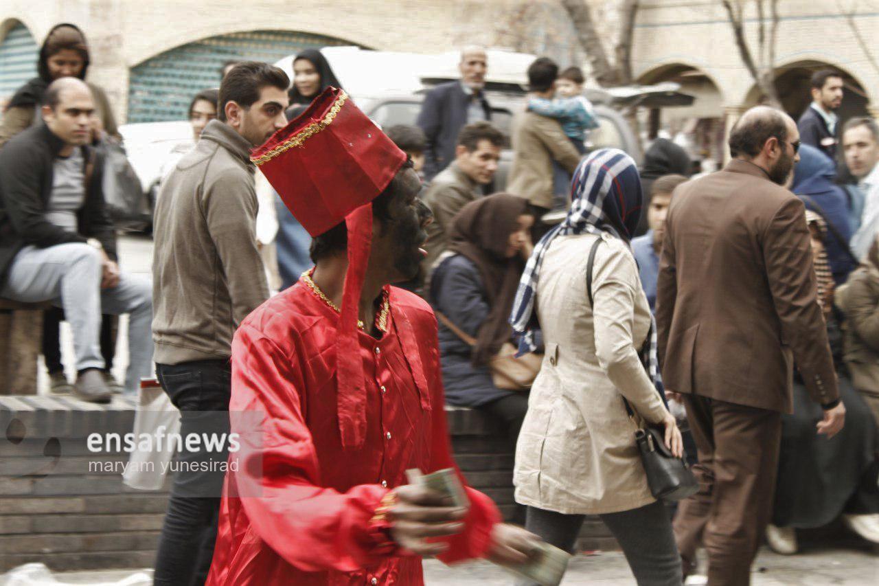 شهر، نزدیک نوروز