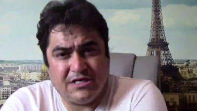 گزارش ایران وایر از کلاهی که برسر روح الله زم رفت