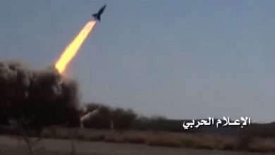 یمن: شلیک ۱۵ موشک «زلزال1» علیه مواضع متجاوزان