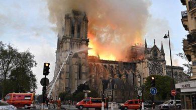 آتش سوزی کلیسای نوتردام   چرا کلیسای نوتردام پاریس برای دنیا مهم است؟