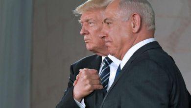 ترامپ و نتانیاهو