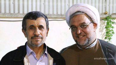«عباس امیری فر» مشاور نهاد و نزدیک ترین روحانی به احمدی نژاد در دورهی ریاست جمهوری