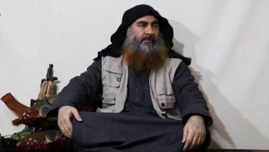 اولین پیام ویدیویی ابوبکر البغدادی بعد از ۵ سال