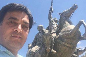 کنایهی مهرداد فرهمند به مخالفت با حضور حشد شعبی در ایران