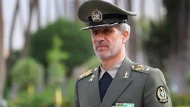 امیر حاتمی - وزیر دفاع