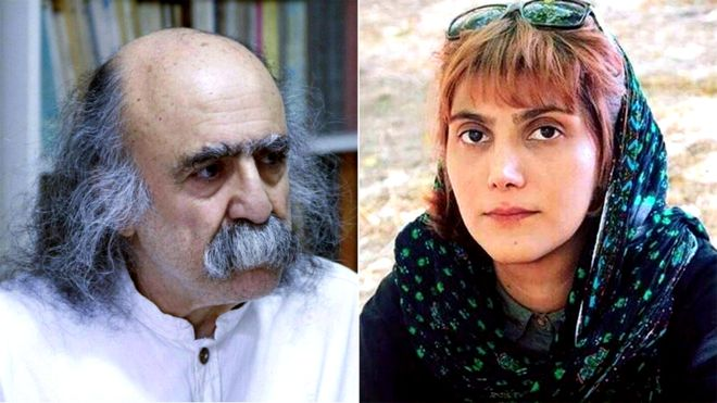 اعتراض انجمن دفاع به تداوم بازداشت کیوان صمیمی و مرضیه امیری