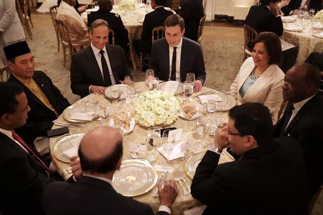 افطاری ترامپ