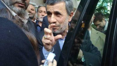 احمدی نژاد: یک چالهای است رد میکنیم