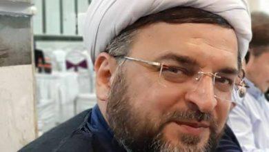 حجت الاسلام هادی سروش مدرس حوزه