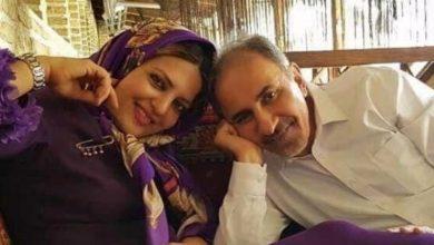 میترا استاد همسر دوم محمدعلی نجفی