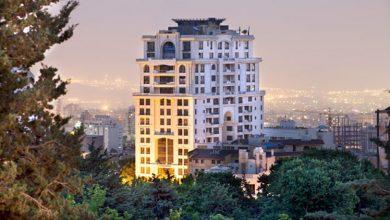 گزارشی از 4 برج لاکچری تهران