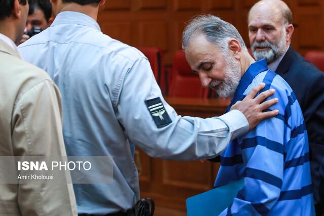دومین جلسه دادگاه قتل میترا استاد | نجفی: قتل عمد نبود