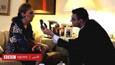 رپورتاژآگهی بیبیسی برای خاندان پهلوی