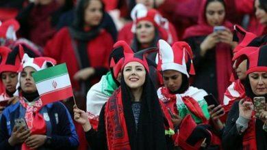 حضور زنان در ورزشگاه فوتبال