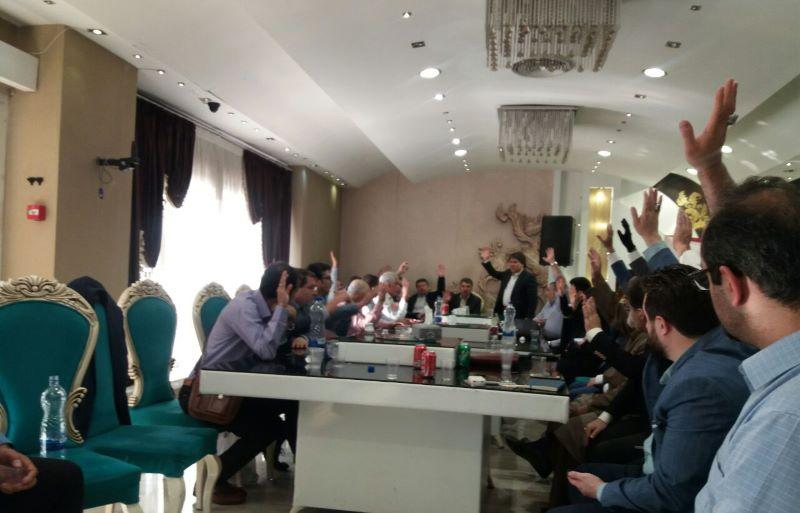 جلسه شورای مرکزی حزب اعتماد ملی برگزار شد