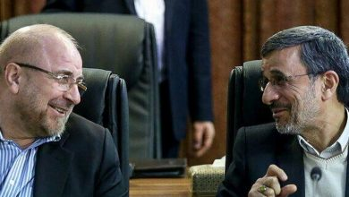 دیدار احمدی نژاد و قالیباف / «احمدی نژاد بهدنبال ملاقات با رهبری است»
