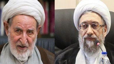 بیانیهی تند صادق لاریجانی علیه آیت الله یزدی: حرمت پیر بودنتان را نگه میدارند