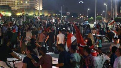 آغاز تظاهرات علیه السیسی در پایتخت مصر [+فیلم]
