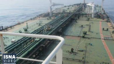 به هدف قرار گرفتن نفتکش ایران در دریای سرخ