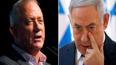 نتانیاهو و بنی گانتس