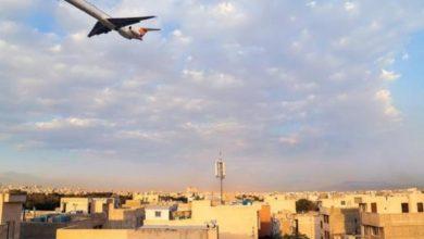 صدای هواپیما: دردسری دیرینه برای اهالی تهرانسر