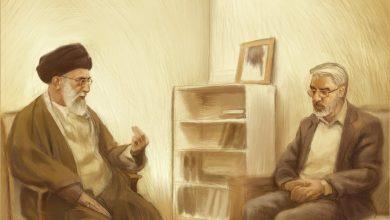 نماهنگی دربارهی سال ۸۸ در سایت رهبری