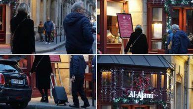 انتشار عکسی قدیمی از مهران مدیری در پاریس